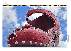 Fremont St. Shoe Carry-all Pouch