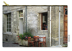 French Countryside Corner Carry-all Pouch