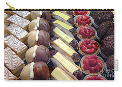 Carry-all Pouch featuring the photograph French Delights by Therese Alcorn