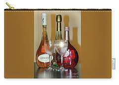 Carry-all Pouch featuring the photograph French Italian Portuguese Celebration By Kaye Menner by Kaye Menner