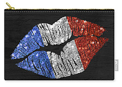 French Kiss Carry-all Pouch