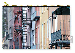 French Quarter Colors Carry-all Pouch