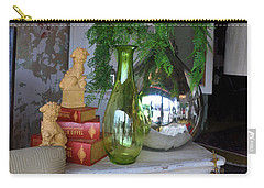 French Reflection Carry-all Pouch