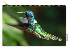 Frequent Flyer, Mindo Cloud Forest, Ecuador Carry-all Pouch