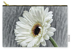 Fresh As A Daisy Carry-all Pouch by Karen Stahlros