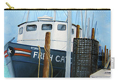 Fresh Catch Fishing Boat Carry-all Pouch