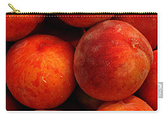 Fresh Fuzzy Peaches Carry-all Pouch