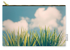 Fresh Green Grass Carry-all Pouch