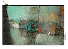 Fresh Pattern Carry-all Pouch by Behzad Sohrabi