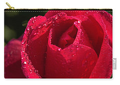 Fresh Rose Carry-all Pouch