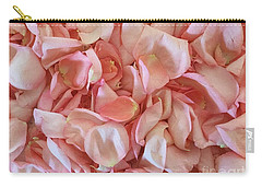 Fresh Rose Petals Carry-all Pouch