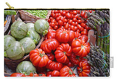 Fresh Vegetables Carry-all Pouch