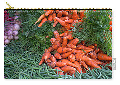 Fresh Veggies Carry-all Pouch