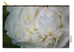 Freshly Cut Peony Carry-all Pouch
