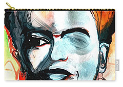 Frida Carry-all Pouch by Helen Syron