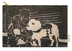 Frida..love To Mexico Carry-all Pouch