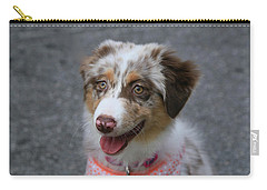 Friend  Carry-all Pouch by Dennis Baswell