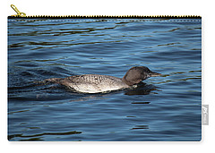 Friend Of The Lake. Carry-all Pouch