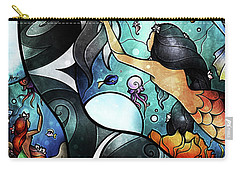 Friend Of The Maidens Carry-all Pouch