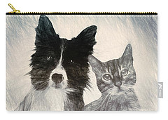 Friends For Life Carry-all Pouch
