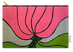 Friendship Flower Carry-all Pouch