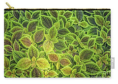 Friendship Plant Carry-all Pouch