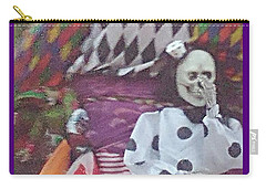 Frightening Ffiend Carry-all Pouch