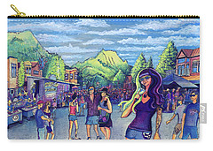 Frisco Bbq Festival 2017 Carry-all Pouch