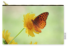 Fritillary Fun Carry-all Pouch