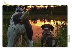 Frog Hunters 2 Carry-all Pouch