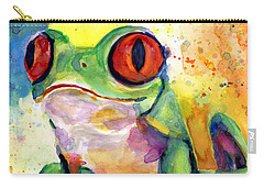 Froggy Mcfrogerson Carry-all Pouch