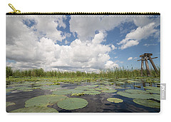 From A Frog's Point Of View - Lake Okeechobee Carry-all Pouch
