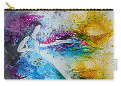 From Captivity To Creativity Carry-all Pouch