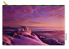 Carry-all Pouch featuring the photograph From Inside The Heart Of Each by Phil Koch