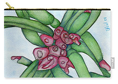 From My Garden 3 Carry-all Pouch by Versel Reid