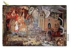 From Rome To America Carry-all Pouch