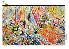 From Soul To Canvas Carry-all Pouch