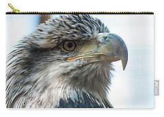 From The Bird's Eye Carry-all Pouch