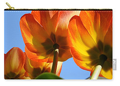 From The Bottom Carry-all Pouch by Betty-Anne McDonald