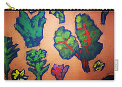 Carry-all Pouch featuring the painting From The Earth 2 by Winsome Gunning