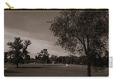 Carry-all Pouch featuring the photograph From The Fields - The Hermitage by James L Bartlett