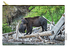 From The Great Bear Rainforest Carry-all Pouch