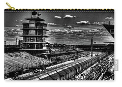 From The Hulman Suites  Carry-all Pouch by Josh Williams