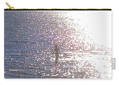 Carry-all Pouch featuring the photograph From The Sea Detail by Felipe Adan Lerma