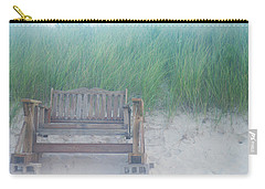Front Row Dune Swing Chicks Beach Carry-all Pouch by Suzanne Powers