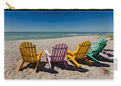 Front Row To Paradise Carry-all Pouch
