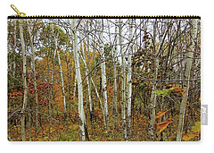 Frontenac State Park Birch Trees Carry-all Pouch