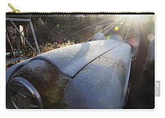 Frosty Tractor Carry-all Pouch