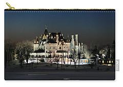 Frozen Boldt Castle Carry-all Pouch