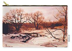 Frozen Creek Carry-all Pouch